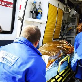 В Красносельском районе Петербурга насмерть сбит ребенок-пешеход