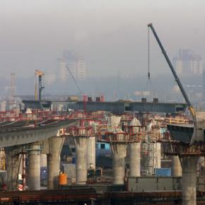 Открытие центрального участка ЗСД отсрочили до 2016 года