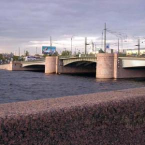 Тучков мост вновь будет закрыт для трамваев из-за строительства