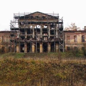 Ропшинский дворец и парк после реставрации встанут в один ряд с Пушкином и Петергофом