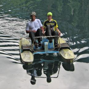 На Суздальском озере перевернулся катамаран: утонул молодой мужчина
