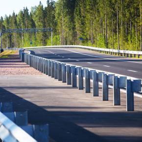 Новая дорога Петербург - Сортавала стала длиннее на 9 километров