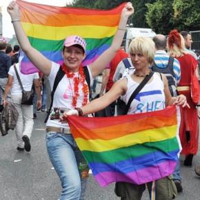 Гей-парад в Петербурге пройдет в