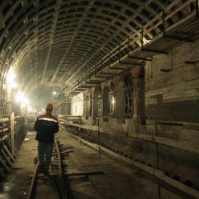 Строительство метро в в Красносельском районе Петербурга начнут в 1 квартале 2014 года