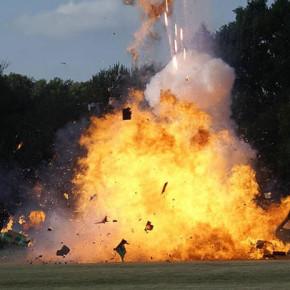 Взрыв в Кудрово: один человек в тяжелом состоянии