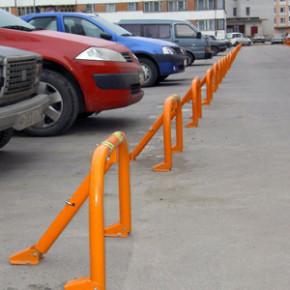 Приморский район очистят от незаконных парковок во дворах