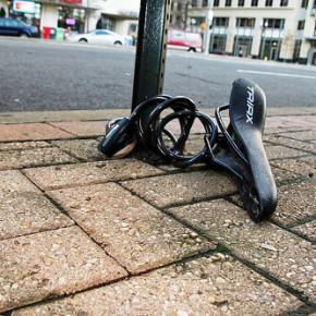 Угоны велосипедов в Петербурге учащаются с каждым днем