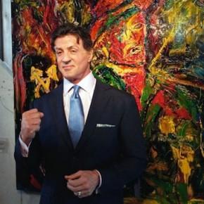 В Михайловском замке Русского музея пройдет выставка картин Сталлоне