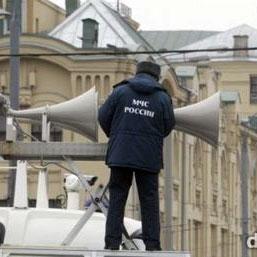 В Петербурге проверили системы оповещения населения о ЧС
