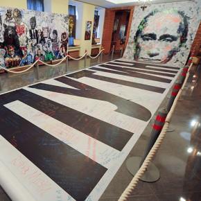 Музей власти закрыли из-за неприличных картин с политиками
