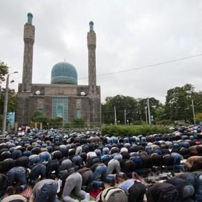 Окончание месяца Рамазан - Ураза-Байрам 8 августа закроет Горьковскую