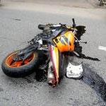 Под Зеленогорском 15-летний мотоциклист погиб, выехав на
