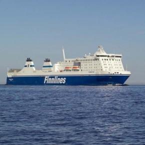 Новый паром будет доплывать из Петербурга до Германии за 1,5 суток