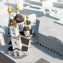 Церковь Спаса на Сенной будут строить с нуля