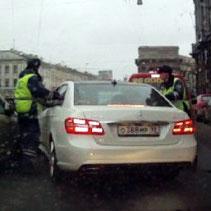 В Петербурге возобновлено дело о наезде Павла Дурова на полицейского
