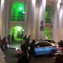 Стрельбу на улице Ломоносова в ночь на 21 сентября квалифицировали как хулиганство