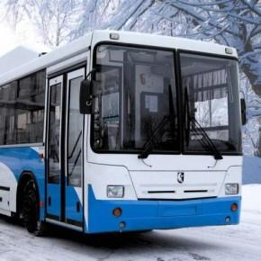 Петербург закупает первые 30 автобусов на газу