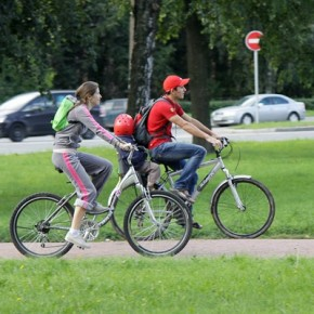К первому снегу в Петербурге появятся 2 новые велодорожки
