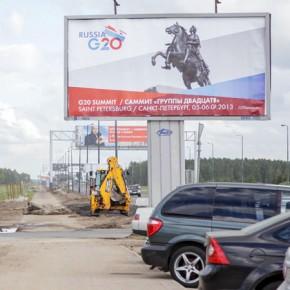 Саммит G20 отменяет рейсы в Пулково и лишает аэропорт парковки