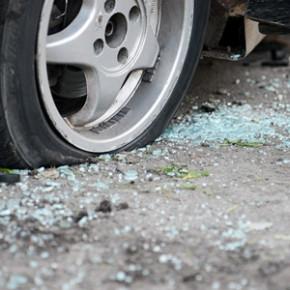В одиночном ДТП на Гладком острове погиб водитель