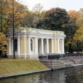В Михайловском саду построят павильон для Русского и Этнографического музеев