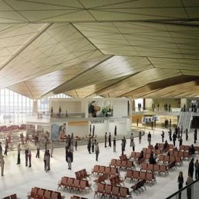 На открытие нового терминала аэропорта Пулково пригласили Путина