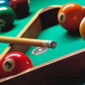 Бильярдный турнир в Ханты-Мансийске
