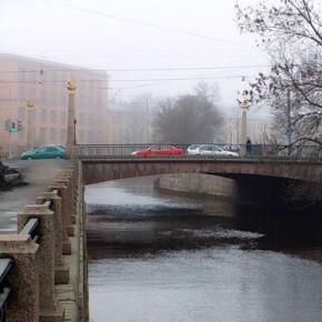 Часть набережной реки Смоленки будет закрыта до 19 ноября