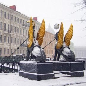 Ожидается, что настоящий снег выпадет в Петербурге к концу ноября