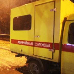 На Алтайской улице в результате прорыва разлился кипяток