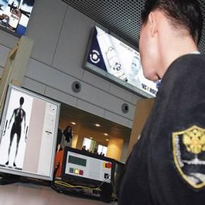 Пассажиров метро не только снимут на камеры наблюдения, но и бесконтактно обыщут