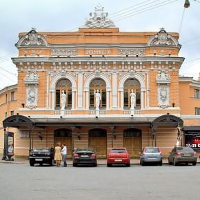 Капитальный ремонт цирка на Фонтанке начнут весной 2014 года