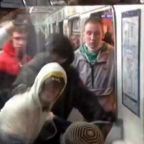 Полицейские нашли участников избиения мигрантов 4 ноября на