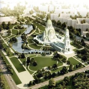 Строительство церкви в парке Малиновка разрешил верховный суд
