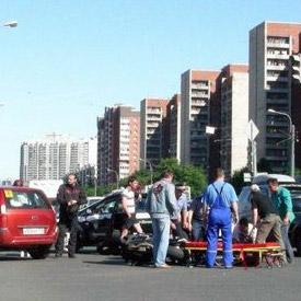 Менее чем за сутки 21 и 22 ноября в Петербурге сбили 10 пешеходов
