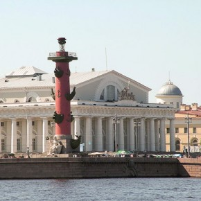 Здание биржи на стрелке Васильевского острова снова станет музеем
