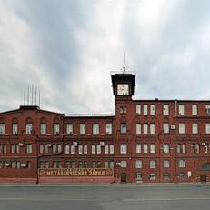 Пожар на Свердловской набережной: горел цех металлического завода