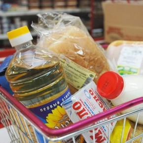 Рост цен на продукты в Петербурге за 2013 год составляет 7,2%