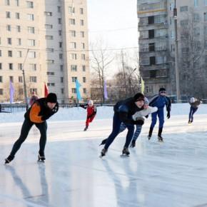 Самый большой каток Петербурга откроется в Удельном парке