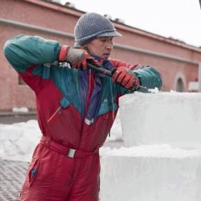 Ледовые скульптуры в Санкт-Петербурге можно будет увидеть только с 1 января