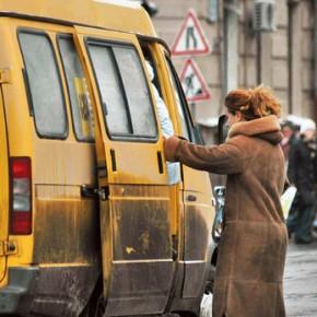 Стоимость проезда на маршрутках в Петербурге на 2014 год обещают заморозить