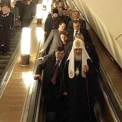 На Рождество в Петербурге метро будет открыто для верующих всю ночь