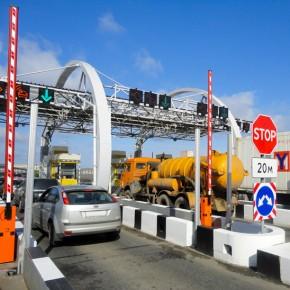 Платный проезд по северному участку ЗСД введут в марте