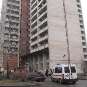 Пожар в общежитии академии Мечникова уничтожил комнату и коридор