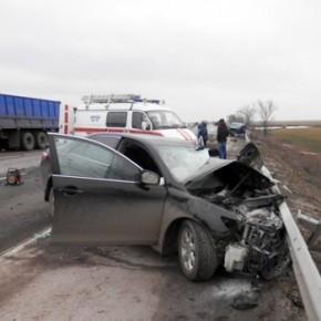 В ДТП во Всеволожском районе пострадали 5 человек, погибла женщина
