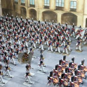 В Петербурге откроют музей оловянных солдатиков не хуже чем в Валенсии