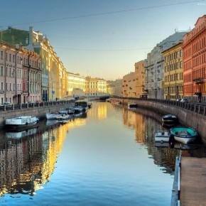 В десятку рейтинга лучших городов Европы для туристов вошел Петербург