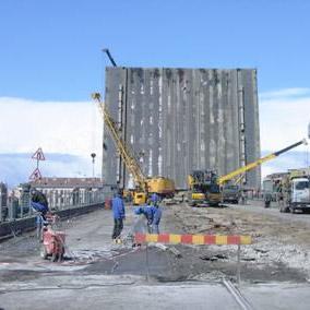 Ремонт Благовещенского моста проведут в 4 этапа по выходным