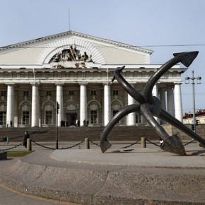 Здание Биржи в Петербурге официально передано Эрмитажу