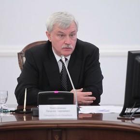 Заработок губернатора Полтавченко за 2013 год составил 4,9 млн рублей